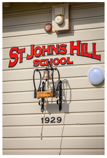 Helping at home, St John's Hill School