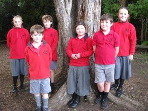 Uniform, St John's Hill School